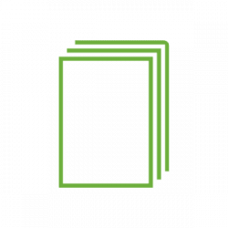 Icon stack paper