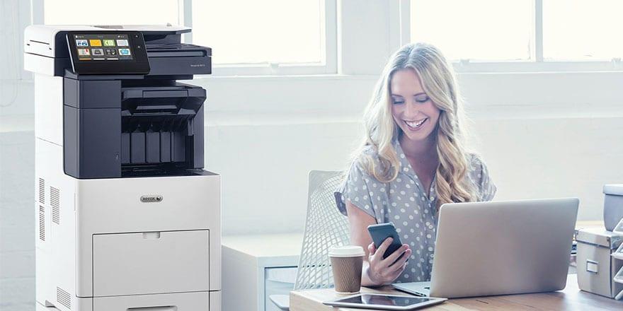 Streamline your workflow with Xerox Workplace Assistant
