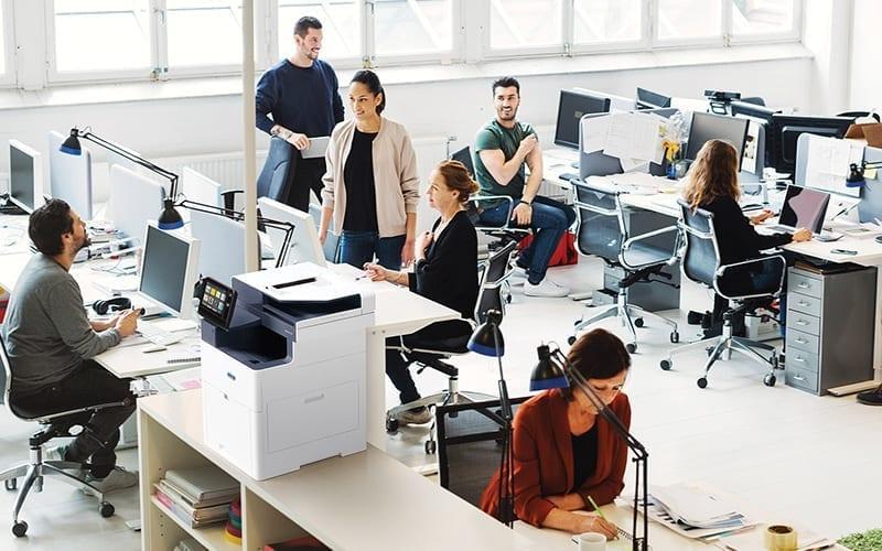 Intelligent Workplace – Print Management