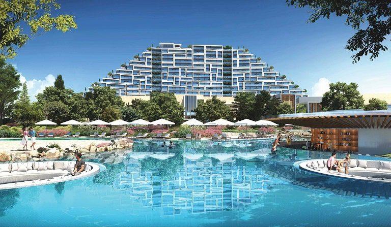 City of Dreams Mediterranean Casino
